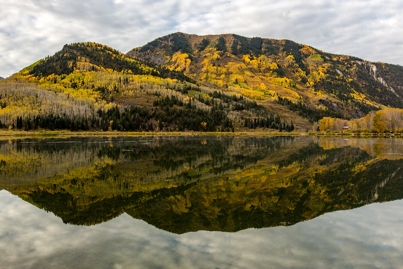 Beaver Lake, Marble Colorado