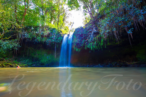 Picture of some Waterfalls in Maui
