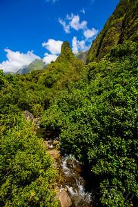 The Needle, Maui