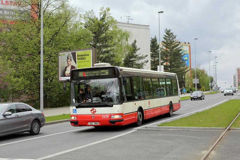3428 3A2-1862, Bořislavka 1/5/2015