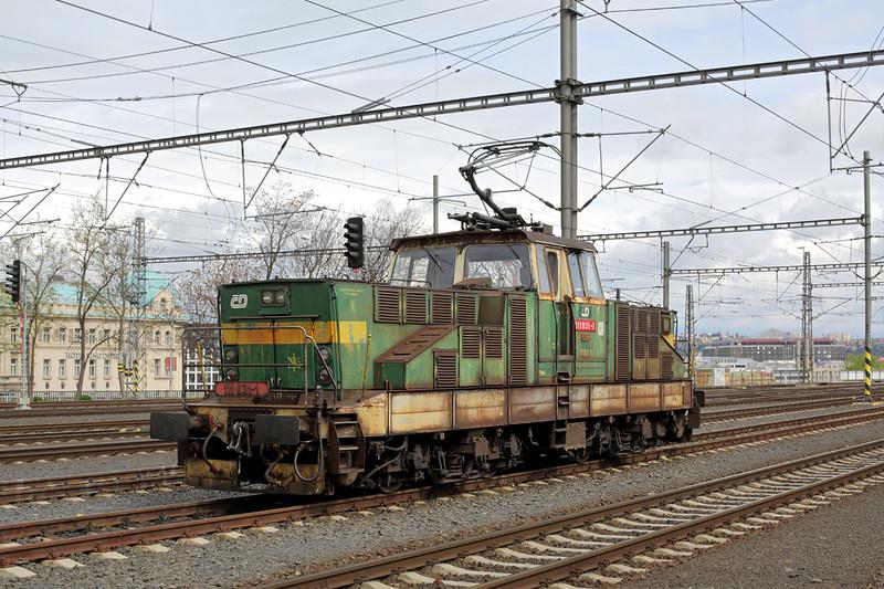 111031 Praha hlavní nádraží 1/5/2015
