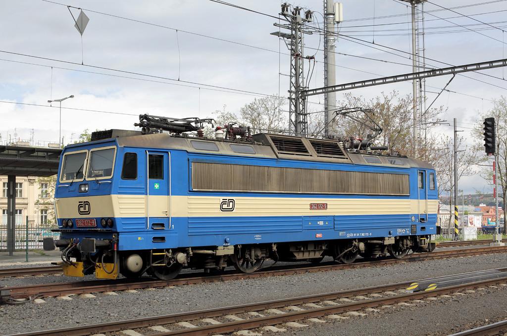 362172 Praha hlavní nádraží 1/5/2015