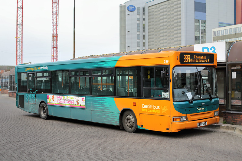 389 CE02UVD, Cardiff 2/2/2015