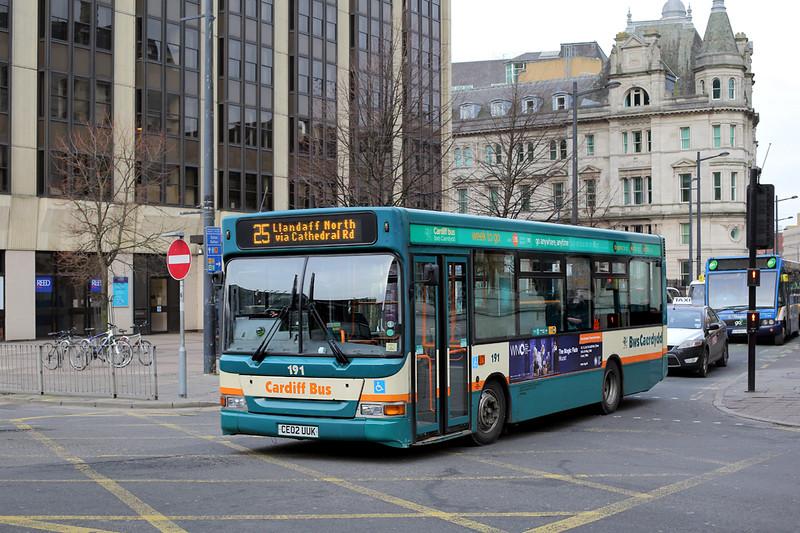 191 CE02UUK, Cardiff 2/2/2015