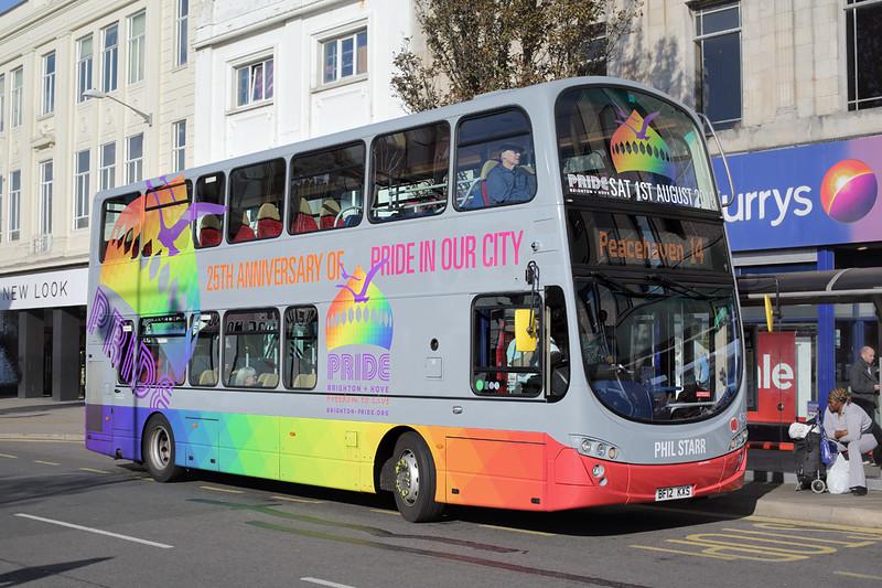 439 BF12KXS, Brighton 2/11/2015