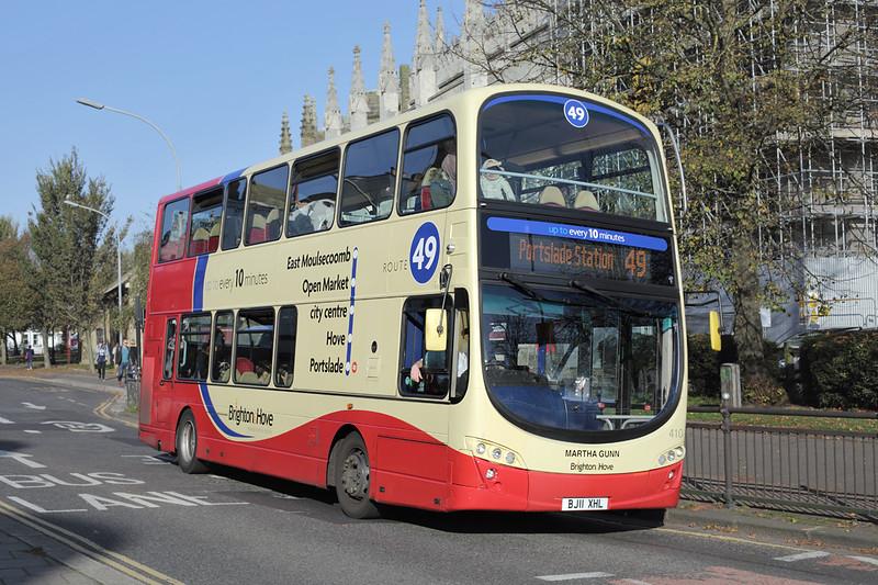 410 BJ11XHL, Brighton 2/11/2015