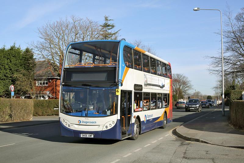 19036 SN56AWF, Ribbleton 3/2/2015