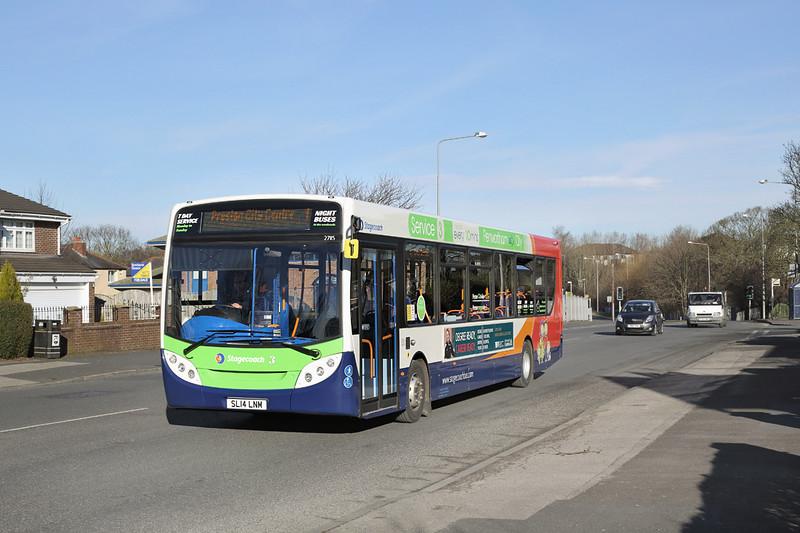27115 SL14LNM, Ribbleton 3/2/2015