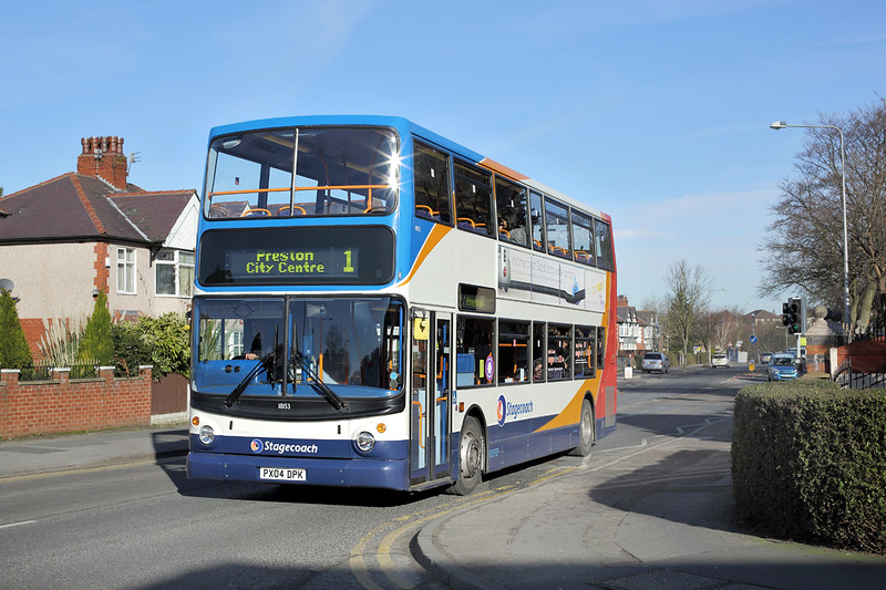 18153 PX04DPK, Ribbleton 3/2/2015