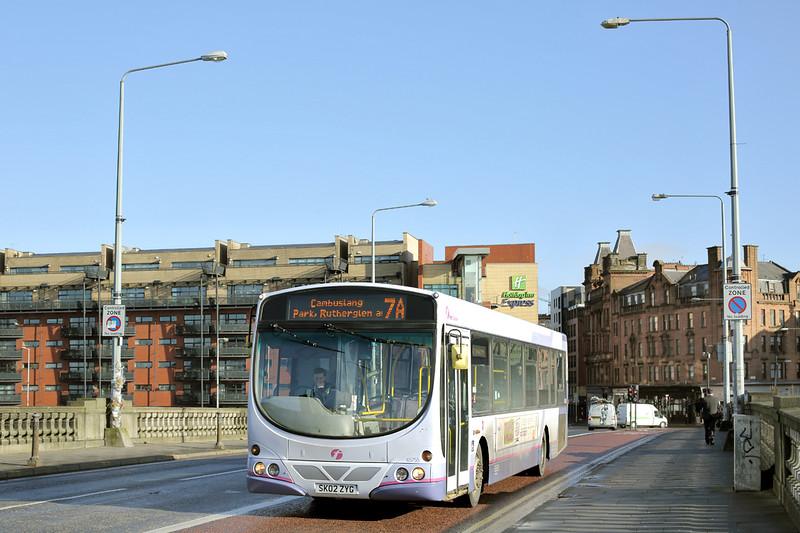 65755 SK02ZYG, Glasgow 4/3/2015