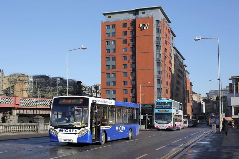8027 YX15OXP, Glasgow 4/3/2015