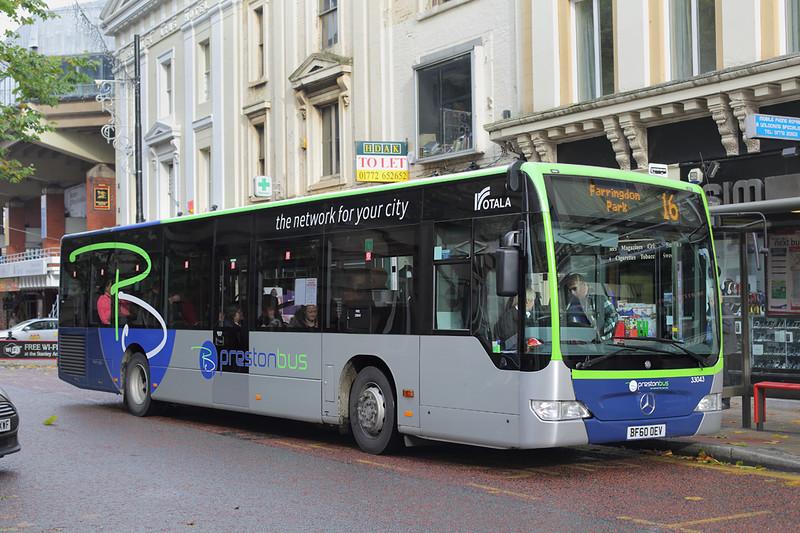 33043 BF60OEV, Preston 5/11/2015