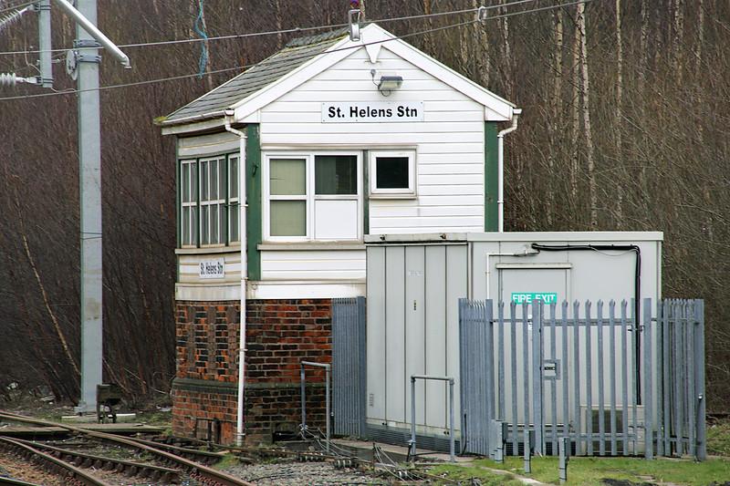 St Helens Station 5/2/2015