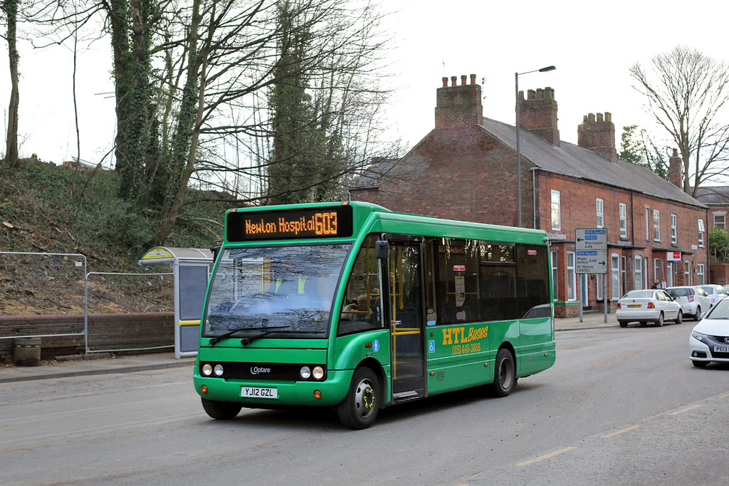YJ12GZL, Newton-le-Willows 5/2/2015