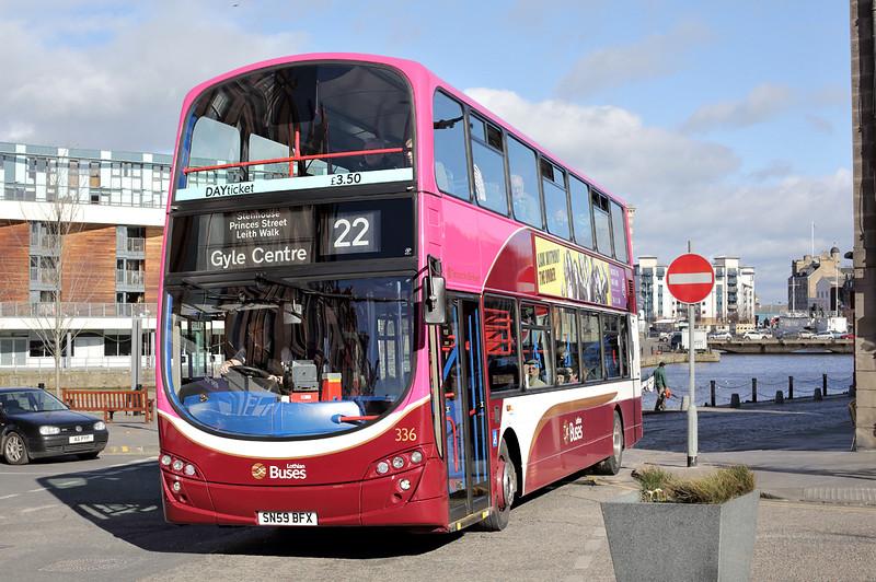 336 SN59BFX, Leith 5/3/2015