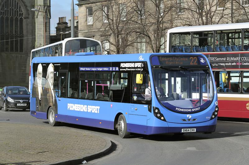 63241 SN64CKK, Edinburgh 5/3/2015