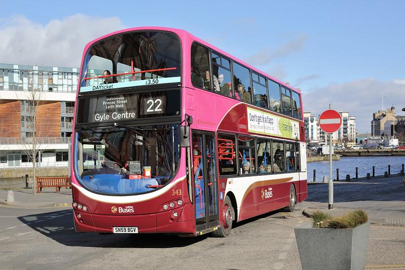 343 SN59BGV, Leith 5/3/2015