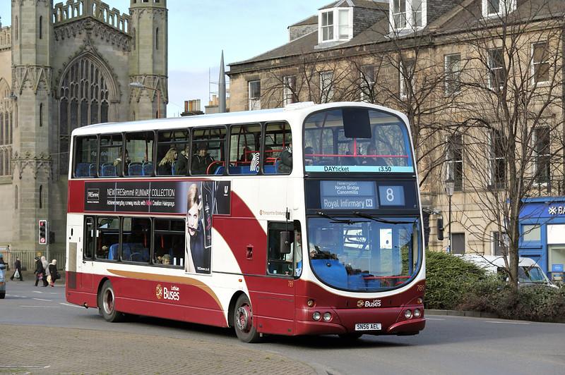 789 SN56AEL, Edinburgh 5/3/2015