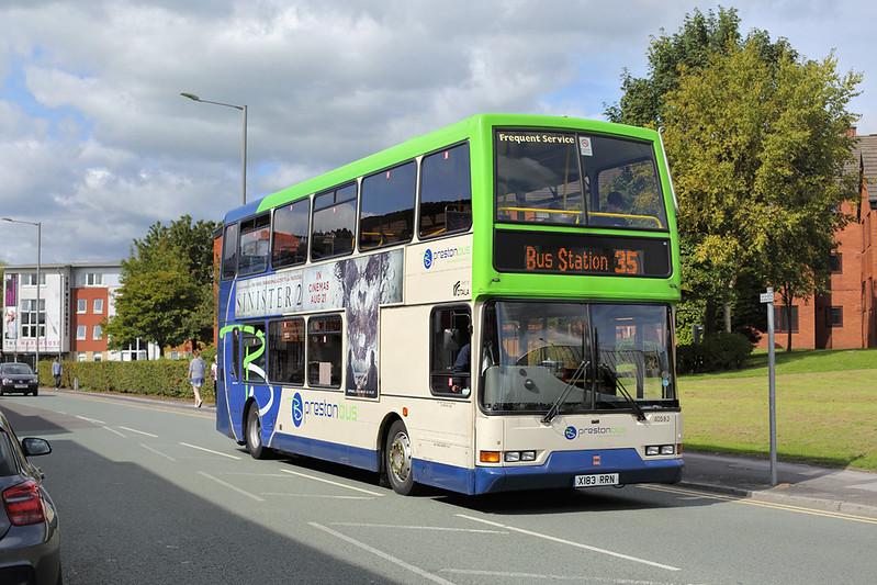40583 X183RRN, Preston 5/9/2015