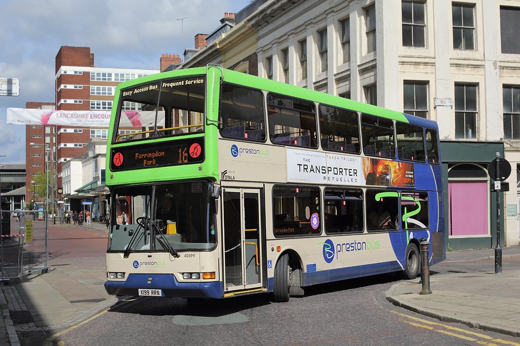40599 X199RRN, Preston 5/9/2015
