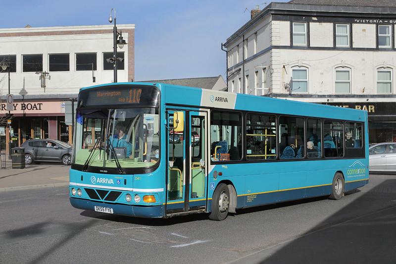 2541 DK55FYE, Runcorn 6/3/2015
