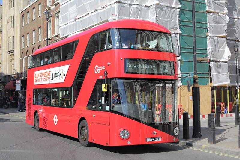 LT451 LTZ1451, Whitehall 6/9/2015