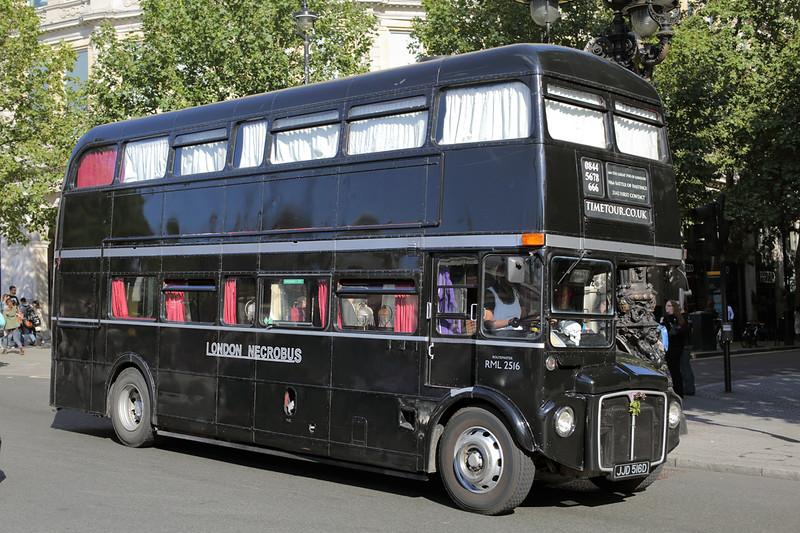 RML2516 JJD516D, Whitehall 6/9/2015