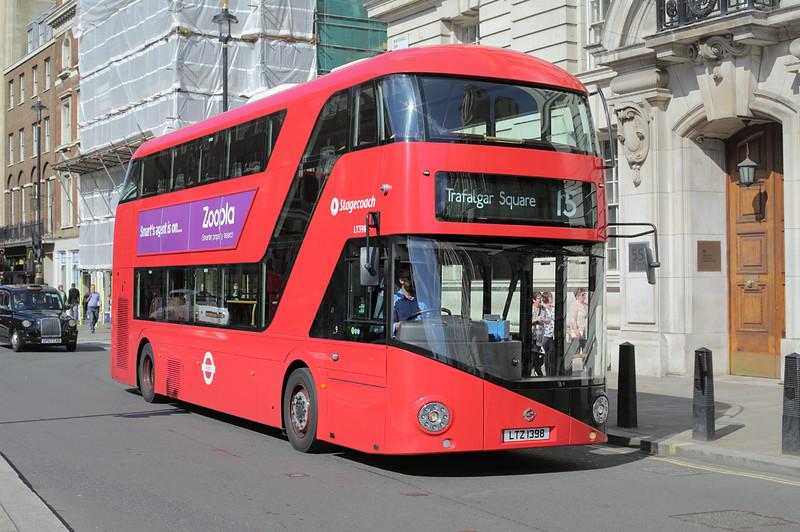 LT398 LTZ1398, Whitehall 6/9/2015