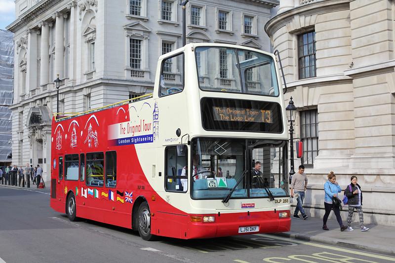 DLP258 LJ51DKF, Whitehall 6/9/2015