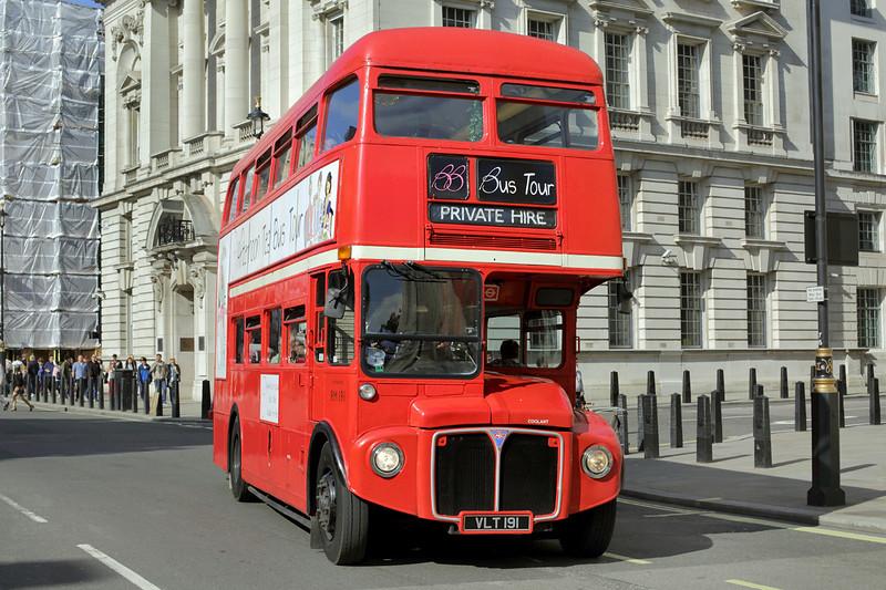 RM191 VLT191, Whitehall 6/9/2015
