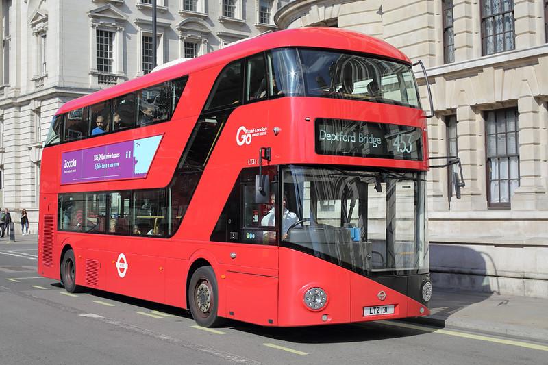 LT311 LTZ1311, Whitehall 6/9/2015