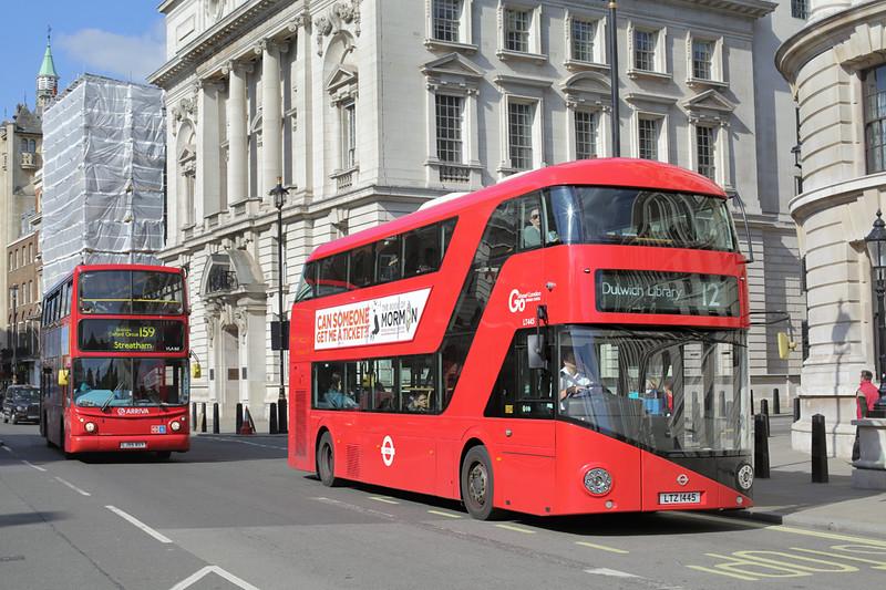 LT445 LTZ1445, Whitehall 6/9/2015
