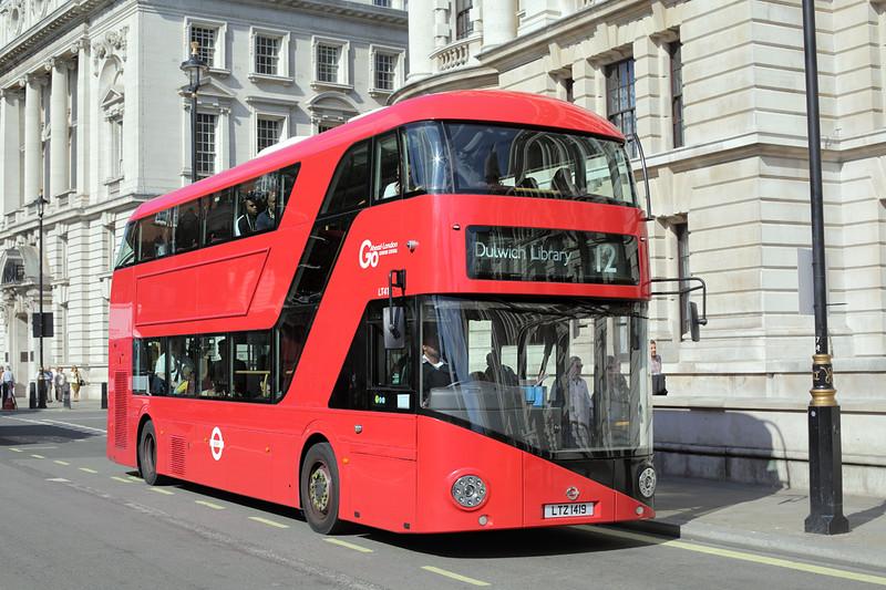 LT419 LTZ1419, Whitehall 6/9/2015