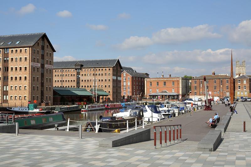 Gloucester Docks 7/9/2015