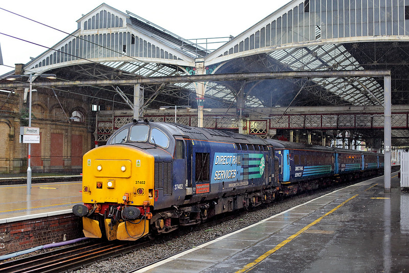 37402 Preston 9/11/2015<br /> 2C47 1004 Preston-Barrow in Furness