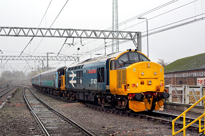 37401 Carlisle 9/11/2015<br /> 2C40 0842 Carlisle-Barrow in Furness