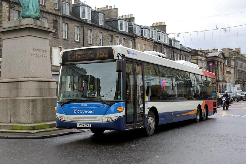 24003 SP57CNJ, Edinburgh 9/12/2015
