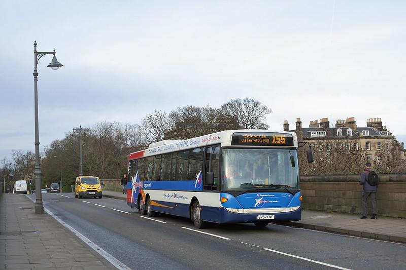 24001 SP57CNE, Edinburgh 9/12/2015