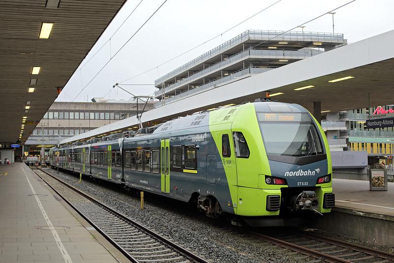 ET6-03 Hamburg Altona 12/7/2015<br /> NBE20782 2015 Hamburg Altona-Itzehoe