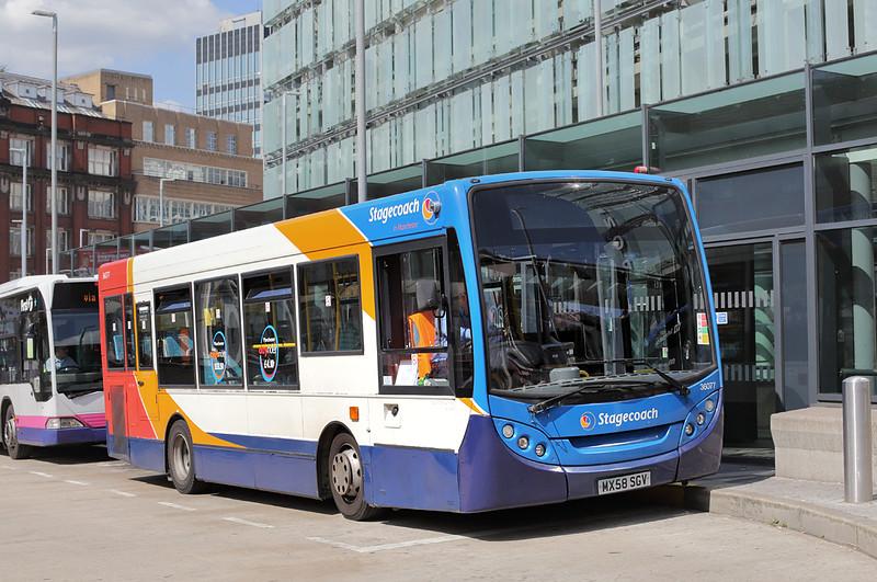 36077 MX58SGV, Manchester 12/8/2015