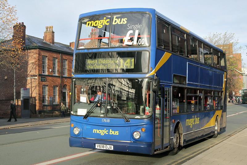 17618 V618DJA, Manchester 12/11/2015