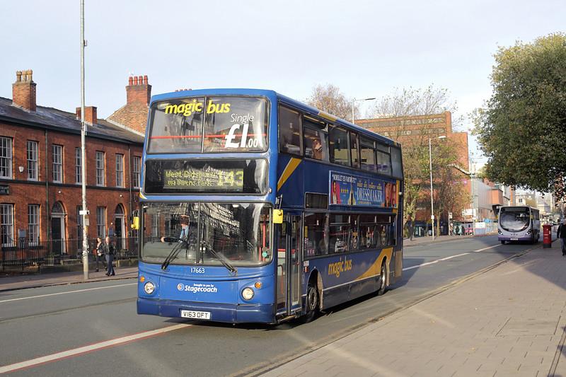 17663 V163DFT, Manchester 12/11/2015