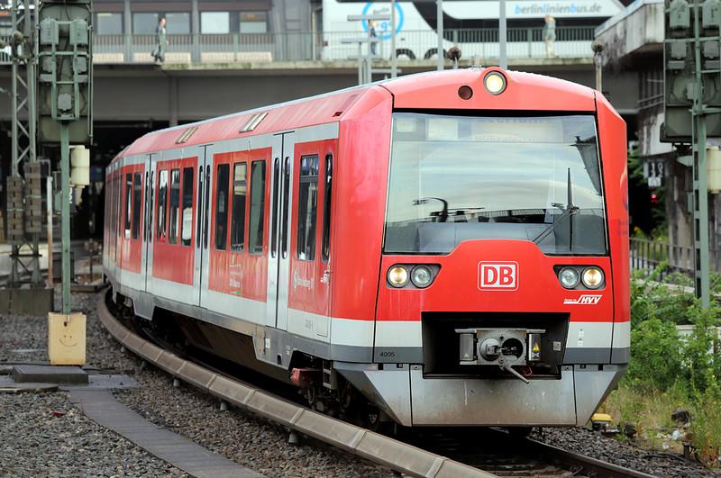 474005 Hamburg Hbf 13/7/2015