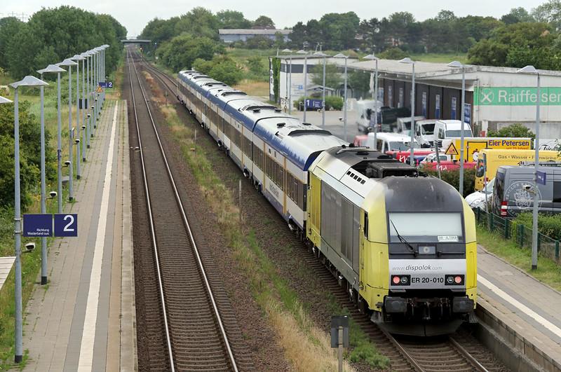 ER20-010 Morsum 13/7/2015<br /> NOB81729 1722 Westerland-Hamburg Altona