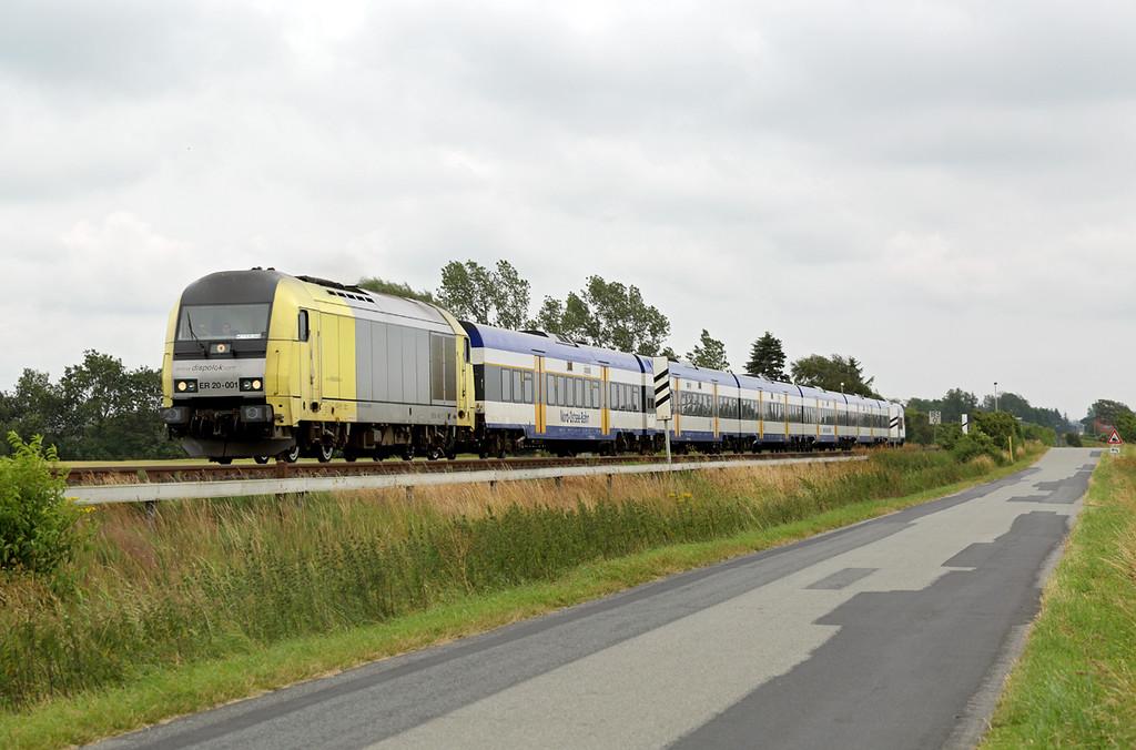 ER20-001 Langenhorn 13/7/2015<br /> NOB81716 1303 Hamburg Altona-Westerland