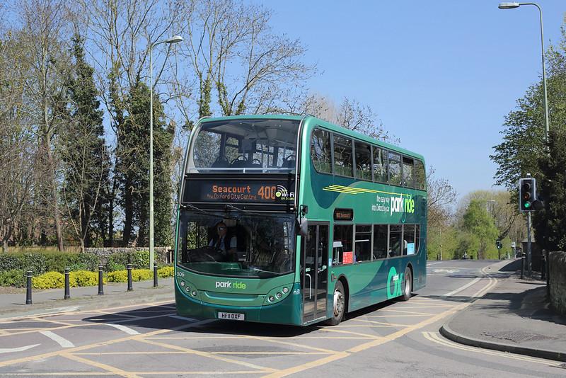 306 HF11OXF, Oxford 14/4/2015