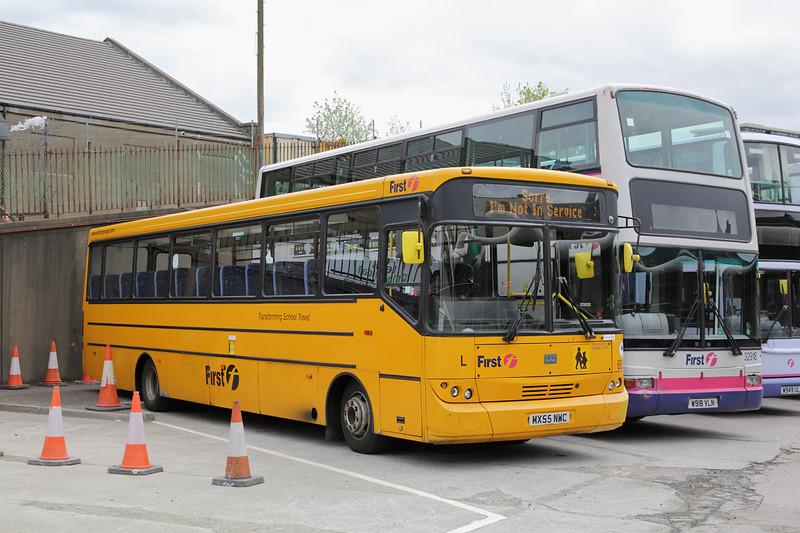 68556 MX55NWC, Falkirk 14/5/2015