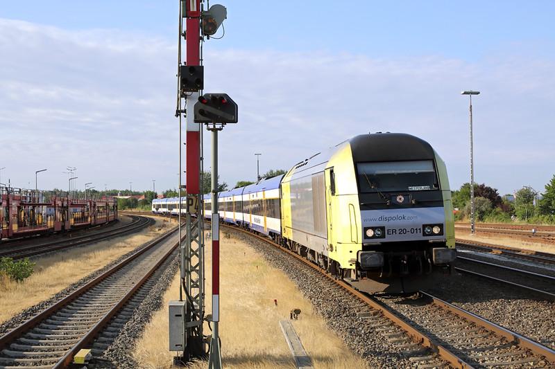ER20-011 Niebüll 14/7/2015<br /> NOB81700 0529 Hamburg Altona-Westerland