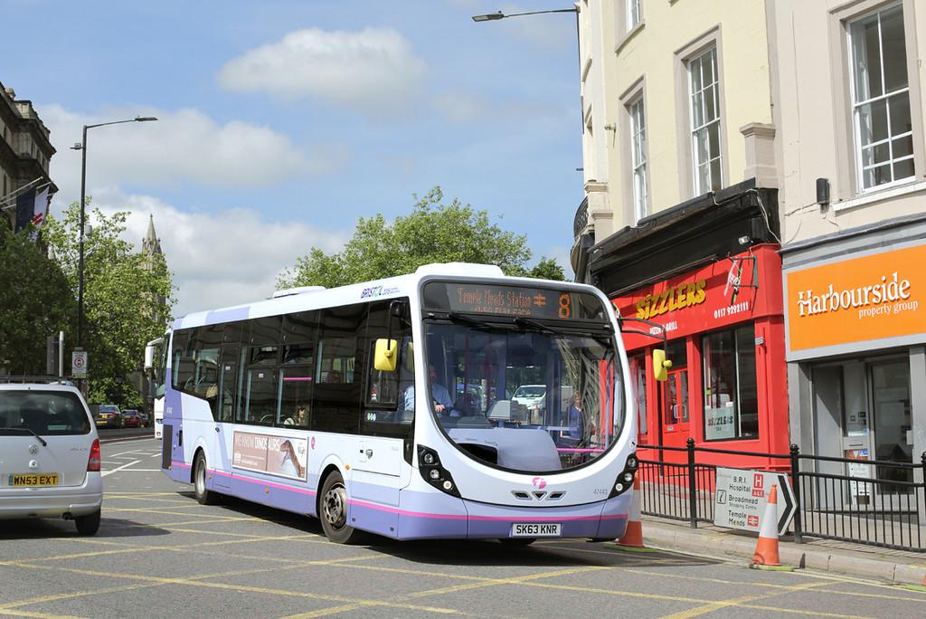 47443 SK63KNR, Bristol 15/6/2015
