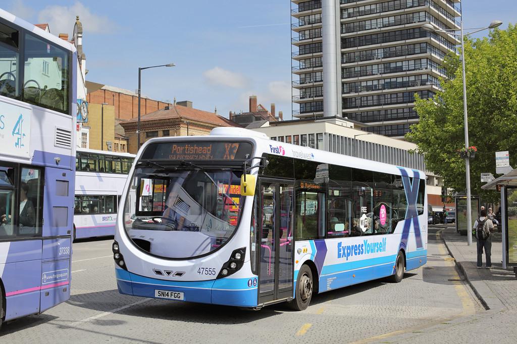 47555 SN14FGG, Bristol 15/6/2015